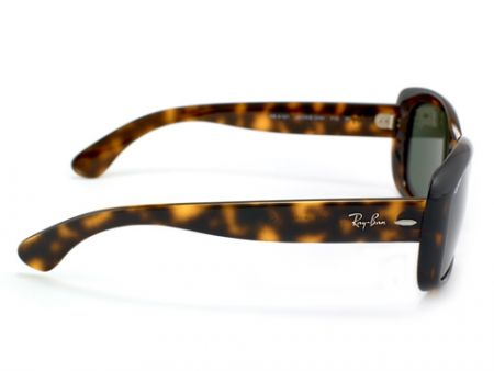Ray-Ban 4101 Jackie Ohh 710 Green Sonnenbrille