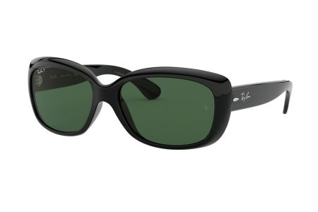 Ray-Ban 4101 601/58 Jackie Ohh Black Polarized