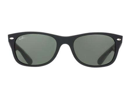 Ray-Ban 2132 new Wayfarer 622 Green Sonnenbrille