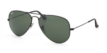 Ray-Ban Aviator Black RB 3025-L2823