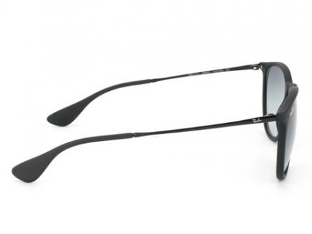 Ray-Ban 4171 Erika 622 / 8G Grey Gradient Polarized Sonnenbrille