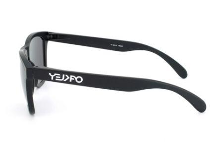 Oakley Frogskins OO9013 24-297 Black Iridium Polarized Sonnenbrille