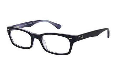 Ray-Ban RX 5150, Top Violet on Lilac 2390, 50