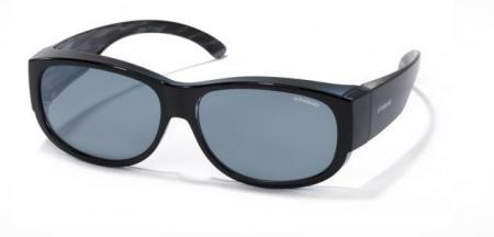 Polaroid Suncovers P8302A Black Sonnenbrille