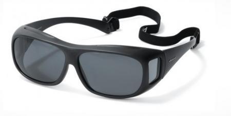 Polaroid Suncovers P8535J Matte Black Sonnenbrille