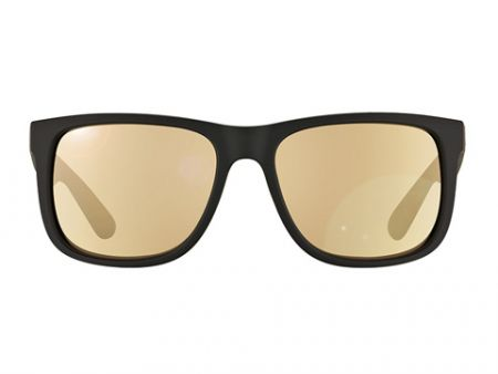 Ray-Ban RB 4165 Justin Rubber Black 622/5A