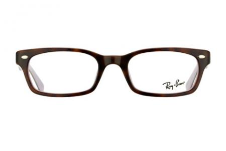 Ray-Ban RX 5150 - 48 Top Havanna on Opal Violet 5240 Brille