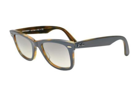 Ray-Ban original Wayfarer Gray on Yellow 1056/32