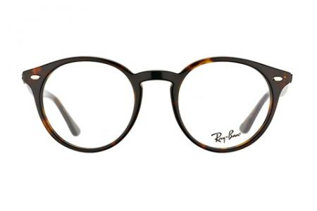 Ray-Ban RX 2180V - 47 Dark Havanna 2012 Brille