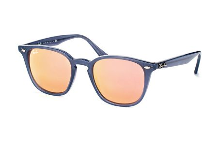 Ray-Ban 4258 - 6232 / 1T Pink Flash Copper Sonnenbrille