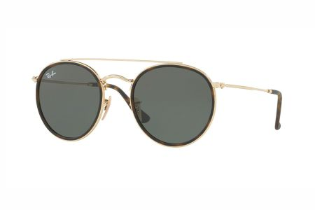Ray-Ban RB 3647N 001 Gold Green