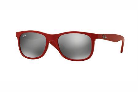 Ray-Ban 9062S - 7015 / 6G Grey Mirror Silver Sonnenbrille