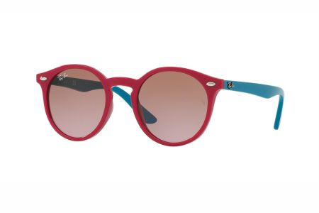 Ray-Ban RJ 9064S 7019/14 Fuxia Violet Gradient Brown