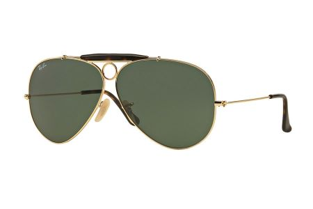 Ray-Ban RB3138 Shooter 181 Gold