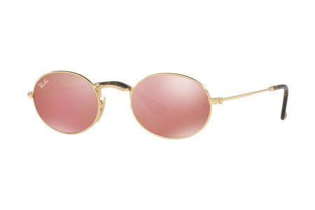 Ray-Ban RB3547N-001/Z2 Gold Copper Flash