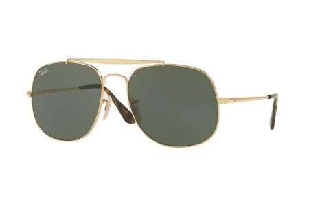 Ray-Ban RB3561 General 001 Gold