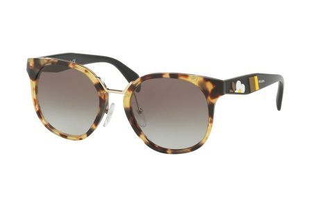 Prada 17TS-7S00A7 Medium Havanna Grey Gradient