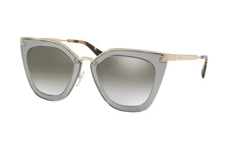 Prada 53SS-BRU4S1 Transparent Grey Light Grey Gradient Dark Grey