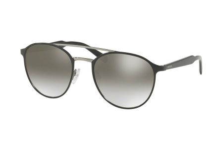Prada 62TS-1AB4S1 Black/ Gunmetal Gradient Grey Mirror Silver (copy)