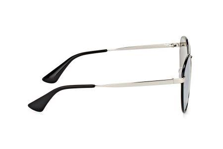 Prada 63TS-1AB2B0 Black Light Grey Mirror Silver (copy)