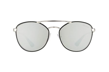 Prada 63TS-1AB2B0 Black Light Grey Mirror Silver (copy)