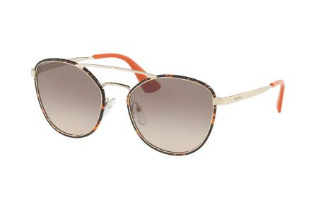 Prada 63TS-2AU3D0 Havanna Light Brown Gradient Light Grey (copy)