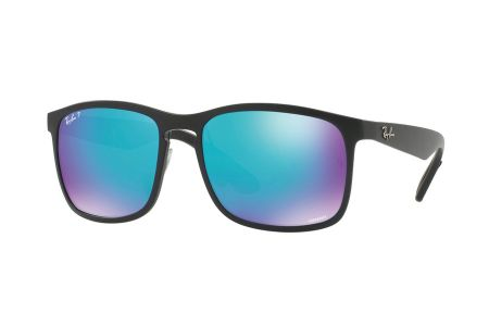 Ray-Ban 4264 601S-A1 Matte Black Chromance