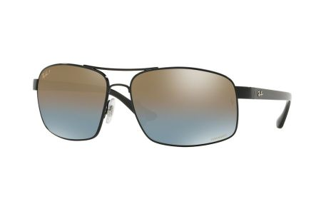 Ray-Ban 3604 002/J0 Polarized Black Chromance