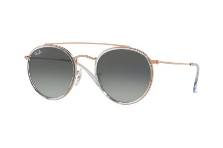Ray-Ban RB 3647N 9067/71 Copper Grey Gradient