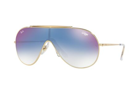 Ray-Ban 3597 Wings 001/X0 Gold