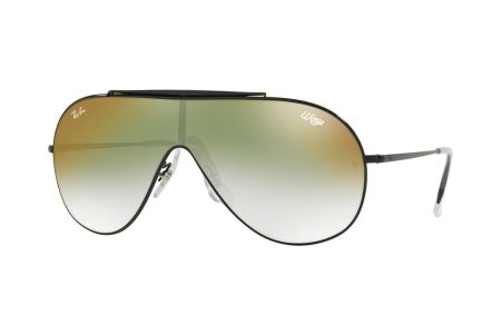 Ray-Ban 3597 Wings 002/W0 Black