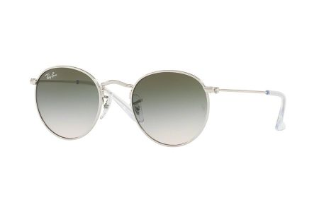 Ray-Ban RJ 9547S 212/2C Silver Gradient Green