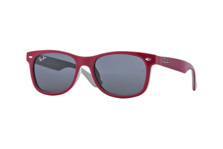 Ray-Ban RJ 9052S 177/87 Top Red Fuxia On Grey