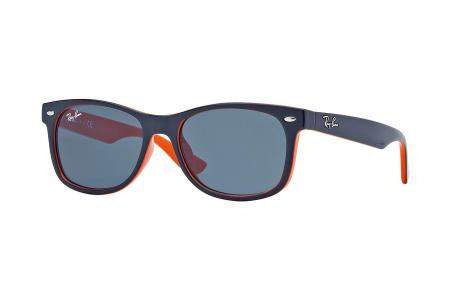 Ray-Ban RJ 9052S 178/80 Top Blue On Orange