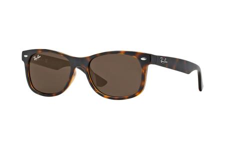 Ray-Ban 9052S Wayfarer Junior 152 / 73 Brown Sonnenbrille