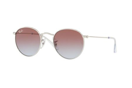 Ray-Ban RJ 9547S 212/I8 Silver Light Gradient Violet