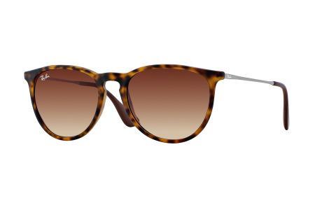 Ray-Ban 4171 Erika 865 / 13 Brown Gradient Sonnenbrille