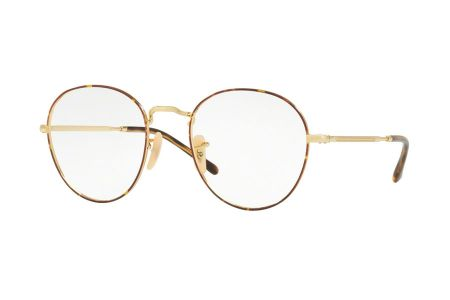 Ray-Ban 3582V-2945, 51 Gold on Top Havanna
