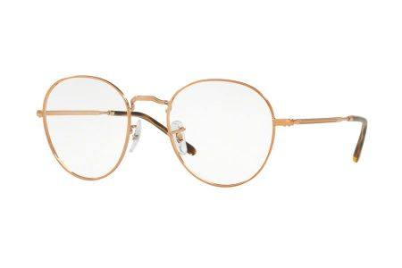 Ray-Ban 3582V-2943, 51 Gold on Top Black