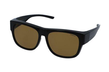 Polaroid Suncovers™ P9010/S-807MU Black
