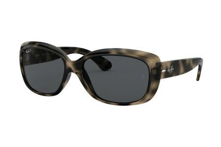 Ray-Ban 4101 Jackie Ohh 731 / 81 Grey Polarized Sonnenbrille