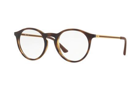 Ray-Ban RX 7132 - 50 Havanna 2012 Brille