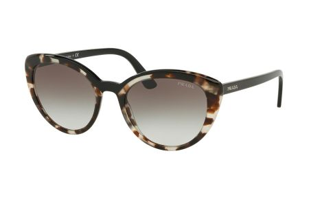 Prada 02VS-3980A7 Opal Spotted Brown/Black