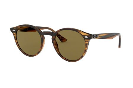 Ray-Ban RB2180 820/73 Stripped Red Havanna