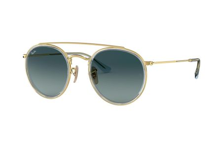 Ray-Ban RB 3647N 91233M Gold
