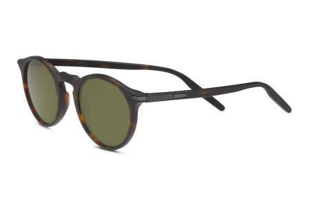 Serengeti Raffaele 8836 Matte Dark Havanna Polarized