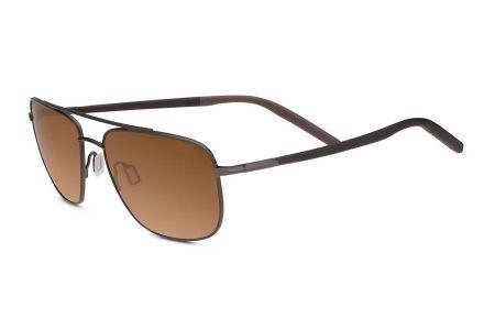 Serengeti Tellaro 8822 Matte Espresso/ Dark Brown/ Chocolate Brown Drivers Gradient