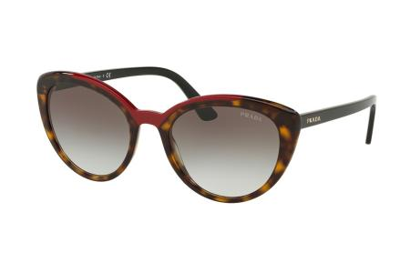 Prada 02VS-3200A7 Havanna / Red