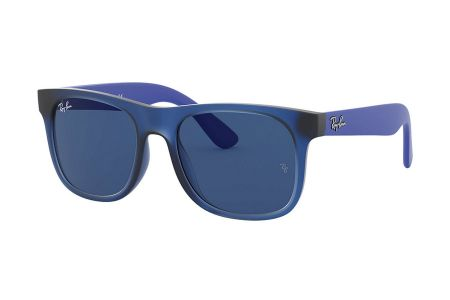 Ray-Ban RJ 9069S 7060/80 Rubber Transparent Blue