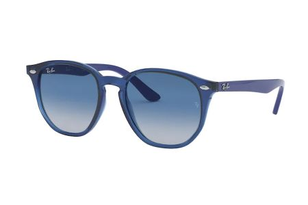 Ray-Ban 9070S - 70624L Grey Gradient Dark Blue Sonnenbrille